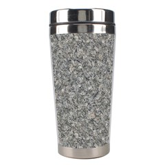 GREY MARBLE Stainless Steel Travel Tumblers