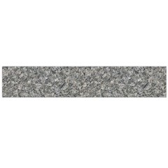 Grey Marble Flano Scarf (large)