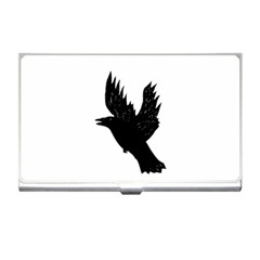 Crow Business Card Holders
