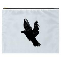 Crow Cosmetic Bag (XXXL)