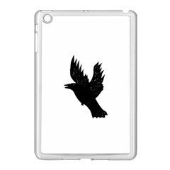 Crow Apple iPad Mini Case (White)