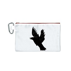 CROW Canvas Cosmetic Bag (Small)