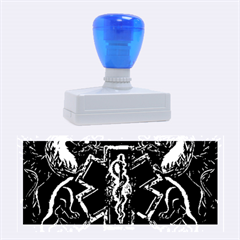 Ems Blue Rubber Stamps (large)