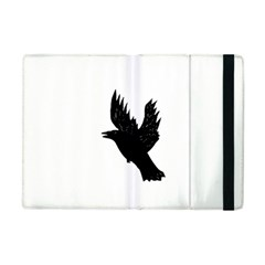 Hovering crow Apple iPad Mini Flip Case