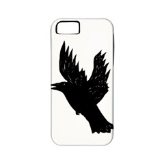 Hovering crow Apple iPhone 5 Classic Hardshell Case (PC+Silicone)