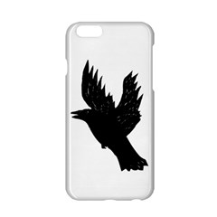 Hovering crow Apple iPhone 6/6S Hardshell Case