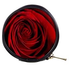 Beautifully Red Mini Makeup Bags