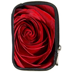 Beautifully Red Compact Camera Cases