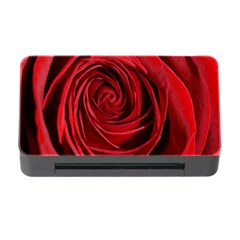 Beautifully Red Memory Card Reader With Cf