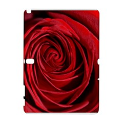 Beautifully Red Samsung Galaxy Note 10.1 (P600) Hardshell Case
