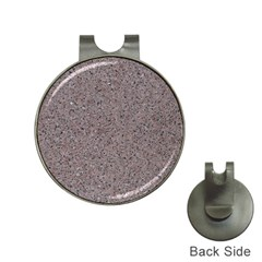 GRANITE RED-GREY Hat Clips with Golf Markers