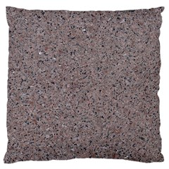GRANITE RED-GREY Large Cushion Cases (One Side)