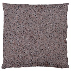GRANITE RED-GREY Standard Flano Cushion Cases (Two Sides)