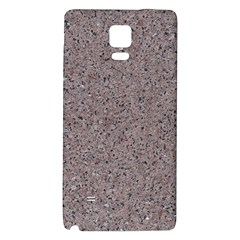 GRANITE RED-GREY Galaxy Note 4 Back Case