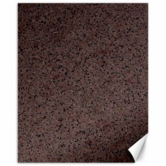 GRANITE RED-BROWN Canvas 16  x 20