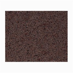GRANITE RED-BROWN Small Glasses Cloth (2-Side)
