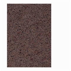 GRANITE RED-BROWN Small Garden Flag (Two Sides)