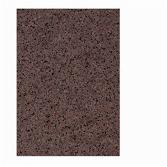 GRANITE RED-BROWN Large Garden Flag (Two Sides)