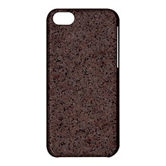 GRANITE RED-BROWN Apple iPhone 5C Hardshell Case