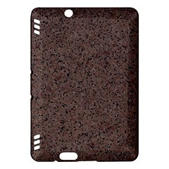 GRANITE RED-BROWN Kindle Fire HDX Hardshell Case