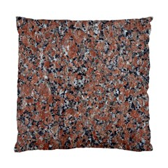 GRANITE RED-BLACK Standard Cushion Case (One Side)