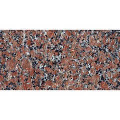 Granite Red Black You Are Invited 3d Greeting Card (8x4)