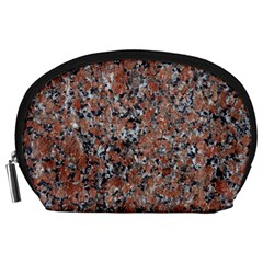 GRANITE RED-BLACK Accessory Pouches (Large)