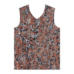 GRANITE RED-BLACK Men s Basketball Tank Top