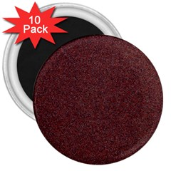 GRANITE RED 1 3  Magnets (10 pack)