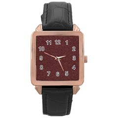 GRANITE RED 1 Rose Gold Watches