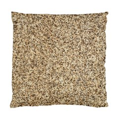 GRANITE BROWN 3 Standard Cushion Case (One Side)