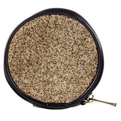 GRANITE BROWN 3 Mini Makeup Bags