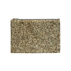 GRANITE BROWN 3 Cosmetic Bag (Medium)