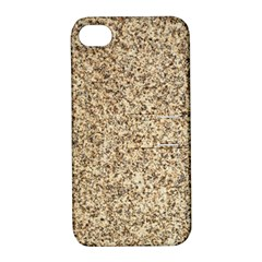 GRANITE BROWN 3 Apple iPhone 4/4S Hardshell Case with Stand