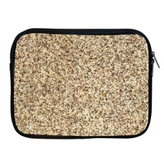 GRANITE BROWN 3 Apple iPad 2/3/4 Zipper Cases