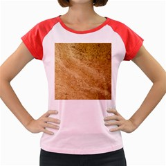 GRANITE BROWN 2 Women s Cap Sleeve T-Shirt