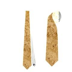 Granite Brown 2 Neckties (one Side)