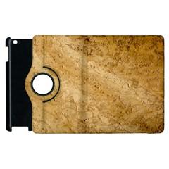 GRANITE BROWN 2 Apple iPad 2 Flip 360 Case
