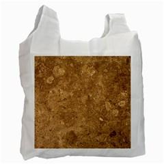 GRANITE BROWN 1 Recycle Bag (One Side)