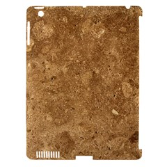 GRANITE BROWN 1 Apple iPad 3/4 Hardshell Case (Compatible with Smart Cover)