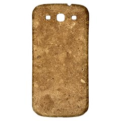 GRANITE BROWN 1 Samsung Galaxy S3 S III Classic Hardshell Back Case