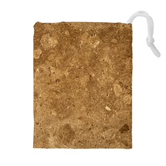Granite Brown 1 Drawstring Pouches (extra Large)