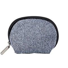 GRANITE BLUE-GREY Accessory Pouches (Small)