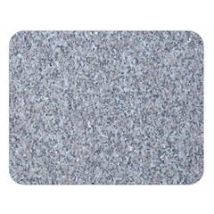 Granite Blue Grey Double Sided Flano Blanket (large)