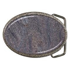 Granite Blue Brown Belt Buckles
