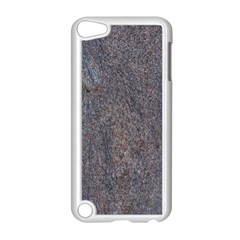 GRANITE BLUE-BROWN Apple iPod Touch 5 Case (White)