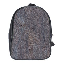 Granite Blue Brown School Bags (xl)