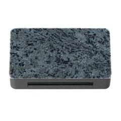 GRANITE BLUE-BLACK 2 Memory Card Reader with CF