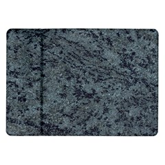 GRANITE BLUE-BLACK 2 Samsung Galaxy Tab 10.1  P7500 Flip Case