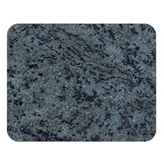 Granite Blue Black 2 Double Sided Flano Blanket (large)